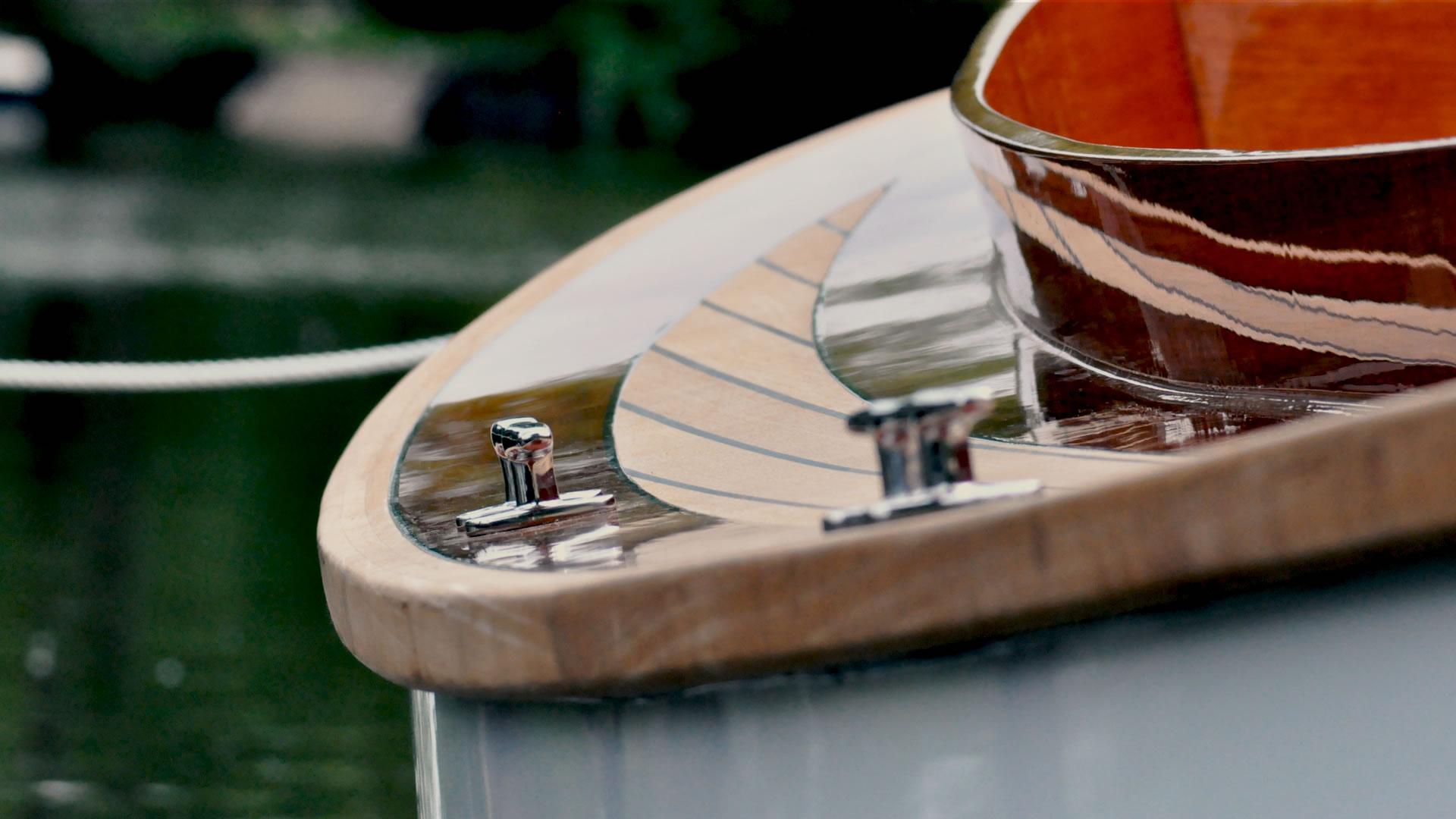Bootswerft Porsch - Bootsbauer Fabrice Porsch